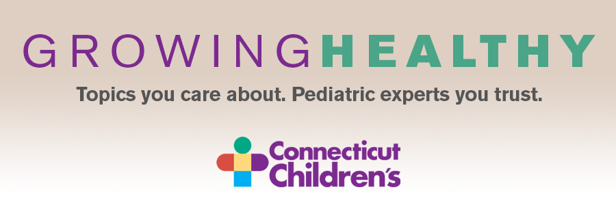 Growing Healthy - Topics you care about. Pediatric experts you trust.